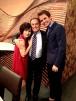 Amanda Acosta, Ronnie Von e Cleto Baccic